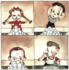 Marshmallow dilemmas...
