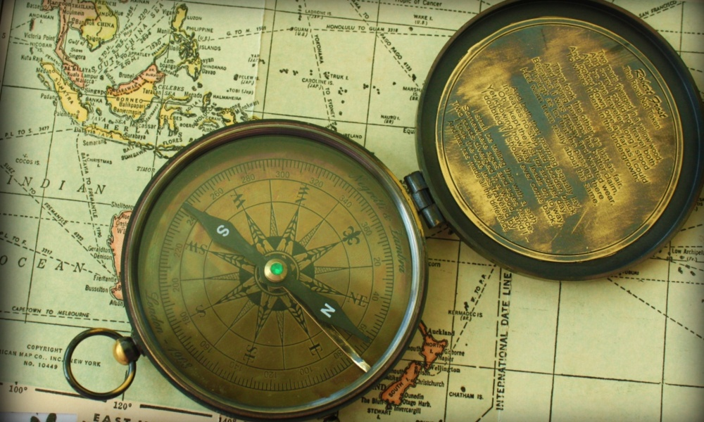 How do we navigate? Photograph: Calsidyrose/flickr
